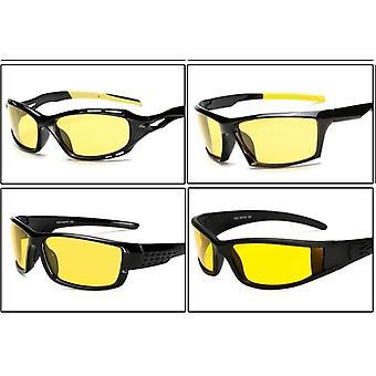 Nachtsicht Polarisierte Computerbrille Anti Blaulicht Blockierung Schutz
