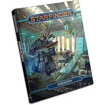 Starfinder Roleplaying Game Armory by Paizo Staff