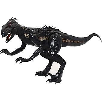 ジュラ紀恐竜おもちゃジョイント可動アクションフィギュア歩くインドラプトル恐竜