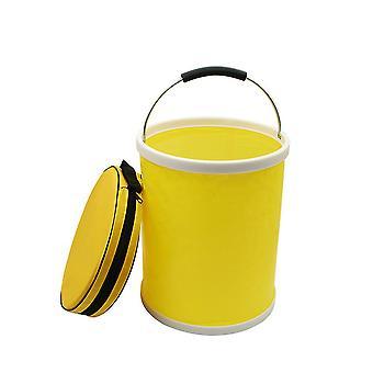 Oxford cloth portable folding bucket