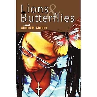 Lions et papillons