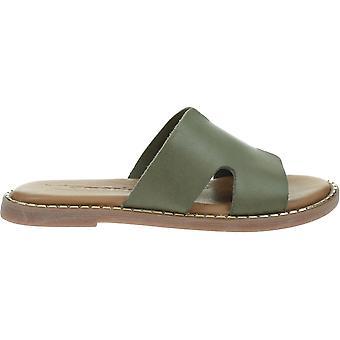 Tamaris 112713526KHAKI 112713526Khaki universal summer women shoes
