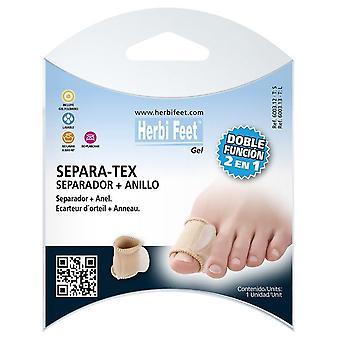 Herbi Feet Finger Separator Tex Separator size L