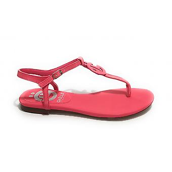 Women's Shoes Sandalo Gaëlle In Ecopelle Fuxia Ds21ge05 Gbds2313