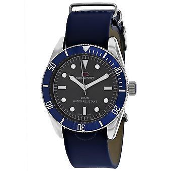 Seapro Revival Quartz Grey Dial Men's Watch SP0301
