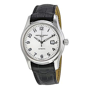 Frederique Constant Runabout Automatic Silver Dial Men's Watch 303RM6B6