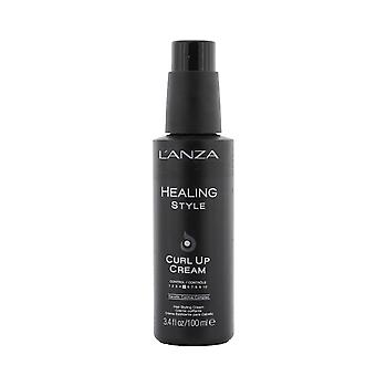 Healing style curl up cream (control 6) 257329 100ml/3.4oz