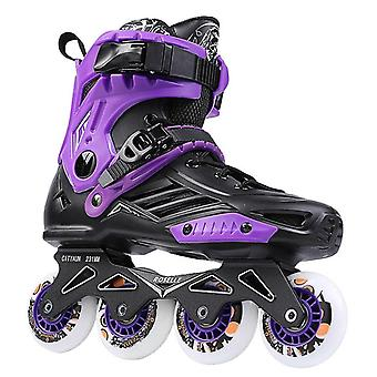 Professional Slalom Skate Adult Roller Skating Shoes ( Set 3)
