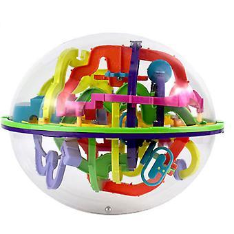 299 levels Challenge Orbit Maze Ball Game 3D Maze Ball Children's Educatief Speelgoed Magic Maze Ball