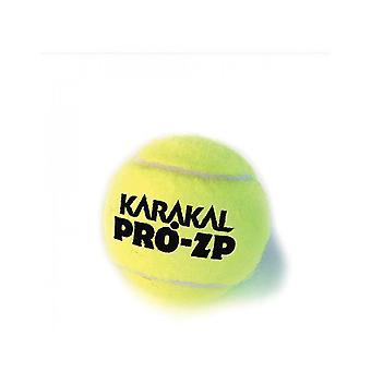 Karakal برو ZP كرة التنس صفر الضغط التدريب كرات التدريب - 1 دزينة