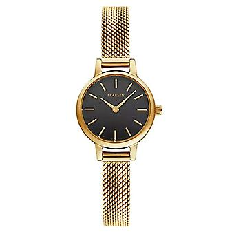 LLARSEN Analogueic Watch Quartz Woman with Stainless Steel Strap 145GBG3-MG8