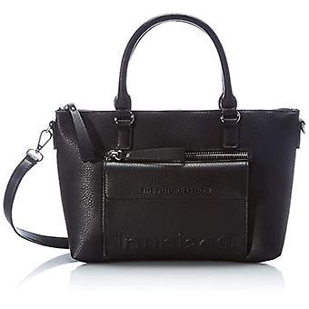 Desigual PU käsilaukku, käsilaukku. Nainen, Musta, U(4)