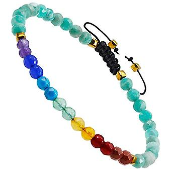 KYEYGWO - Crystal pearl bracelet for men and women, adjustable, with woven stone, lucky charm, amulet for the Ref. 0715444105081