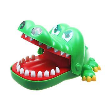 1PC Multiplayer Requisiten Net Red Krokodil Zähne beißenFinger | Gags & Praktische Witze