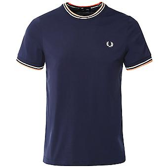 Fred Perry Twin Tipped T-paita M1588 738