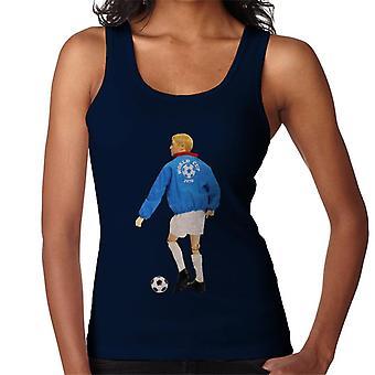 Action Man World Cup 1970 Women's Vest