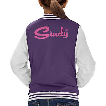 Sindy Logo Lasten Varsity Takki