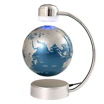 8 Inch world globe with magnetic suspension