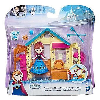 Frozen Small Doll Mini Playset - Anna