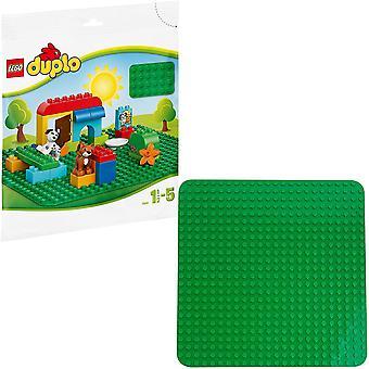 Lego Duplo suuri vihreä rakennuslevy