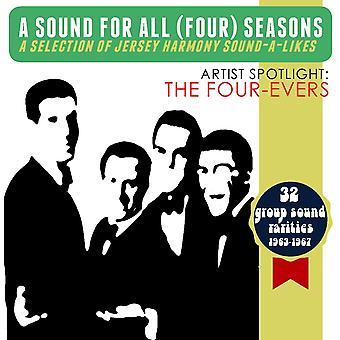 Olika - Ett ljud för alla (fyra) säsonger CD