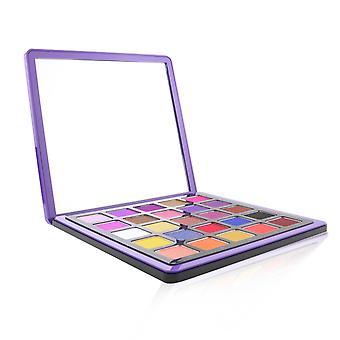 Norvina pro pigment ögonskugga palett (25x ögonskugga) # vol. 1 260763 25x1.8g/0.063oz