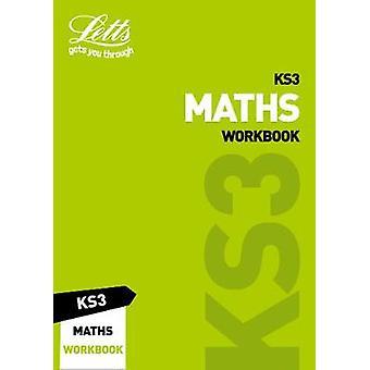 KS3 Maths Workbook Letts KS3 Revision Success