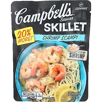 Campbells Sauce Rejer Scampi, tilfælde af 6 X 11 Oz