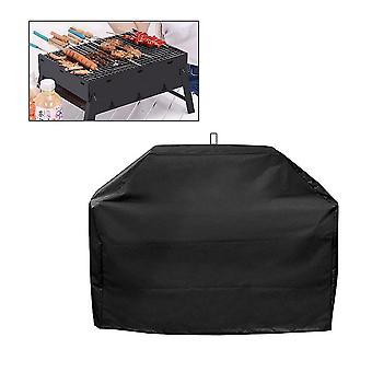 Bbq Grill Cover Waterproof Heavy Duty Patio Outdoor Oxford Barbecue Smoker Grill Cover