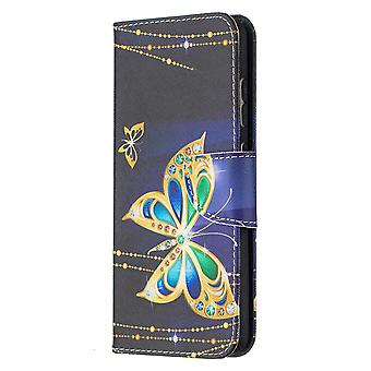 Samsung Galaxy A52 4g/5g Case Pattern Magnetic Protective Cover  Butterfly