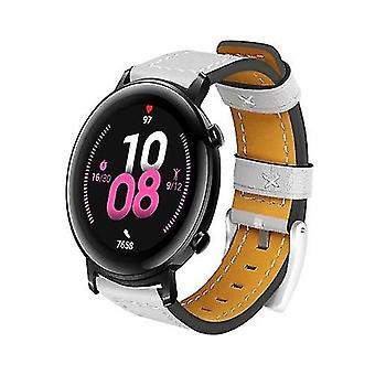 20mm lederen horlogeband Quick Release Vervangende horlogeband