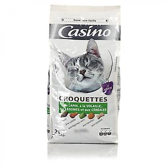 Dry Cat Food With Vegetables 2 Kg