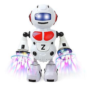 الروبوتية اللعب الغناء والرقص الروبوت