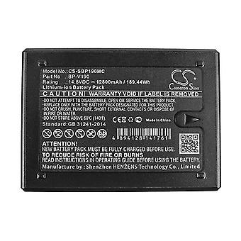 Cameron Sino Sbp190Mc Battery Replacement For Sony Camera