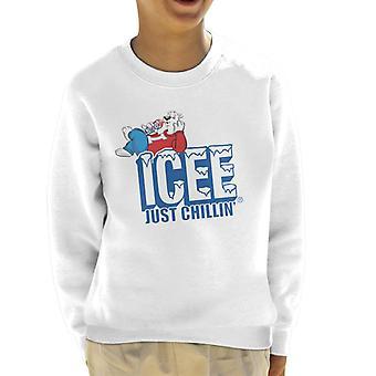 ICEE Just Chillin Kid's Sweatshirt