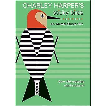 Charley Harper's Sticky Birds an Animal Sticker Kit