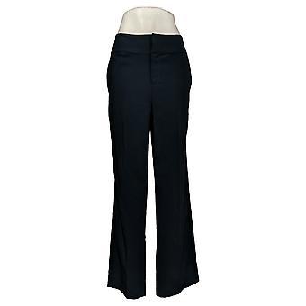 G بواسطة جوليانا المرأة السراويل ريج 12 ساعة تمتد واسعة الساق الأزرق 681959