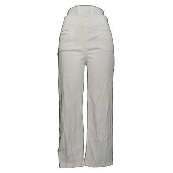 WynneLayers av MarlaWynne damebukser Reg Straight Leg White 655861