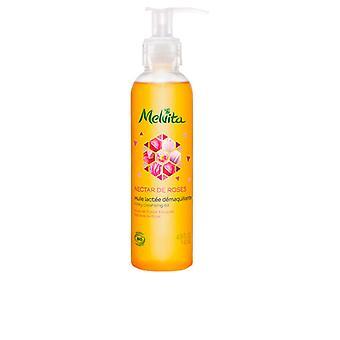 Make-up Remover Olje Nektar de Roses Melvita (145 ml)