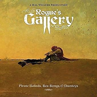 Various Artists - Rogue's Gallery CD