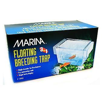 Marina Floating 3 in 1 Fish Hatchery - Floating 3 in 1 Fish Hatchery