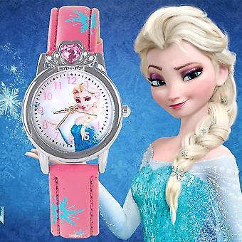 Дисней Замороженные Часы Принцессы Эльзы