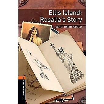 Oxford Bookworms: Level 3: Ellis Island My Story
