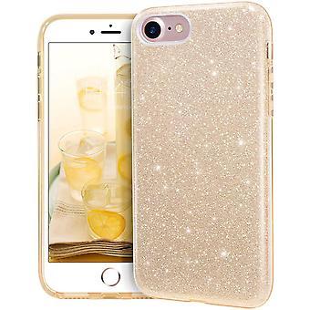 Iphone 8 Golden Case