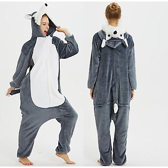 One-piece Pajamas,home Service Couples And Men's And Women's Same Costumes