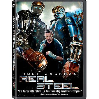Real Steel [DVD] USA import