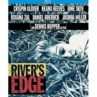 River's Edge [BLU-RAY] USA import