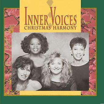 Inner Voices - Christmas in Harmony [CD] USA import