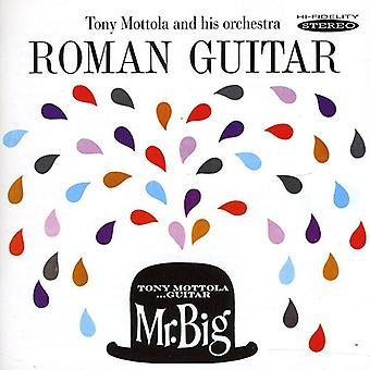 Tony Mottola - Roman Guitar/Mr Big [CD] USA import