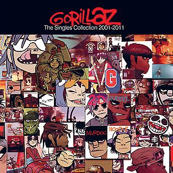 Gorillaz - Singles Collection [CD] USA import